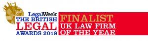 finalista british legal awards 2018